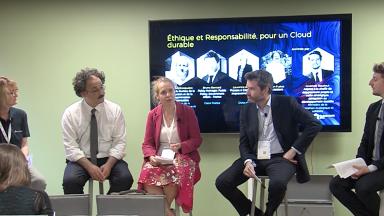 Cloud Days 2018_Ethique et Responsabilite pour un Cloud durable