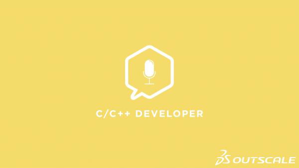 Spitch My Job Hanen - C & C++ Developer 3DS OUTSCALE