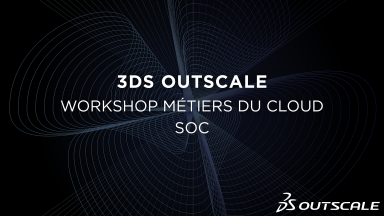 Workshop métiers du Cloud, 3DS OUTSCALE invité par Telecom Sud Paris.